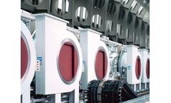 ModulTherm - Vacuum Heat Treatment System with High Pressure Gas Quenching