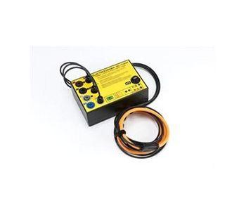 Acksen - Model EC-7VAR - Three Phase Voltage, Current & Power Factor Data Logger