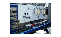 Aquatech - Model 40 GPM - Skid Mounted Reverse Osmosis System