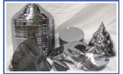 3T-Associates - Model P & N Types - Remelt (Tops & Tails) Ingot