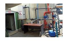 Electrical Pulse Discharge Water Disinfection System