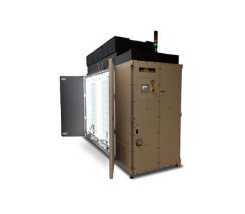 Atonometrics - Continuous Solar Simulator and Light Soaking Chamber for PV Modules