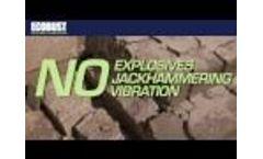 ECOBUST, Demolition Made Easy - Video