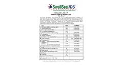SwellSeal - Model MS - Bentonite Membranes Waterproofing - Datasheet