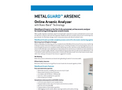 MetalGuard - Fully Automated Online Trace Metals Analyzer Brochure
