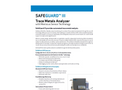 SafeGuard - Offline Water Quality Analyzers Brochure