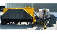 Model AK/TAK 2500, AK/TAK 3000 und AK/TAK 3300 - Tractor-Pulled Compost Turning Machines