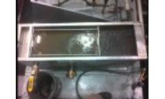 SmartSkim CrossFlow Oil Water Separator with Floating Suction Skimmer Video