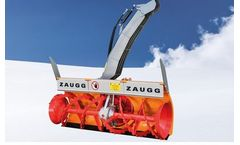 Zaugg - Model SF 40 - Snow Blower