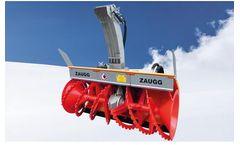 Zaugg - Model SF 55 - Snow Blower