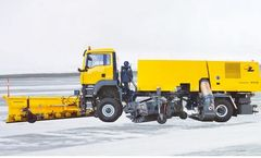 Zaugg - Model P 21C - Snow Sweeper