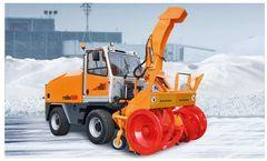 Rolba - Model 1500 - Snow Blower