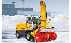 Rolba - Model 3000 - Snow Blower