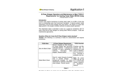 El Paso Stripper - Model EPS-1 - Application Note