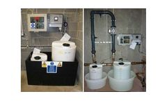 Kleiber - Model XT2010CDU - Standard Chlorine Dioxide Unit With Wireless Control