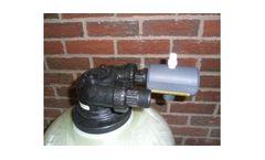 Kleiber - Model KT1252 - Aerator for Manual Iron/Manganese Filters