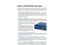 Agilaire / ESC - Model 8864 - Data Logger - Brochure