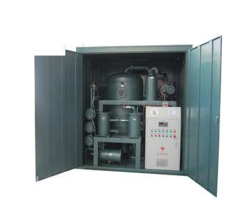 Model ZYD-I Series - Trainsformer Oil Regeneration Machine