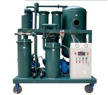 Model TYA Series - Vacuum Lubricant Oil Purifier Machine