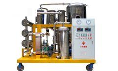 Model TYA-I Series - Staiinless Steel Hydraulic Oil Purifier