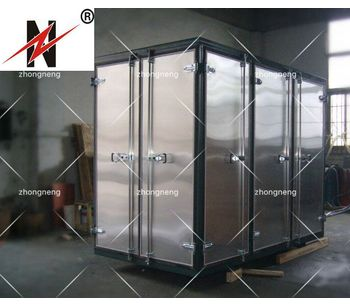 Model 2YD Series - Fully Enclosed Vacuum Dielectric Oil Purification Plant with Stainless Steel Cover