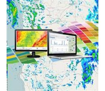 StormData™ - Radar rainfall for real-time and analytical applications. - Water and Wastewater - Stormwater-1