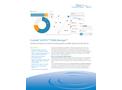 ALERT - Version 2 - Flood Warning System Network Design Software Brochure