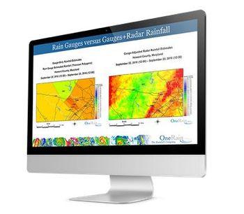 StormData - Historical Rainfall Data Service Software
