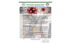 Covid-19 Decontamination Services - Brochure