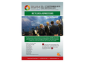 RWM In Partnership with CIWM 2015 - Recycling Processes