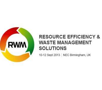 RWM In Partnership with CIWM 2013