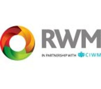 RWM 2016 in Partnership with CIWM 2016
