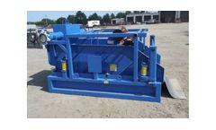 3-Panel Linear Motion Shaker