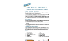 pMC IoT Monitor and Control for Dust Collector