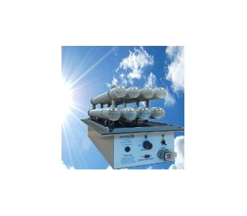 ATMOSAIR - Model 508F Series - Self-Contained Stand Alone Units