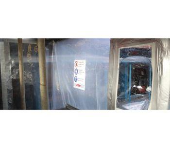 Asbestos Surveys and Present Survey