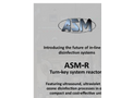 ASM-R Turn-key system reactors
