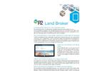 P2 - Land Broker Software Brochure
