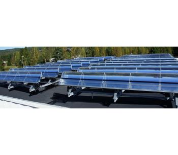 Absolicon - Model T10 - Solar Collectors
