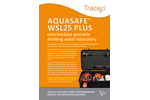 Aquasafe WSL25 Plus- Intermediate portable  drinking water laboratory - Brochure