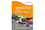 Trace2o - Metalyser Range - Full Brochure