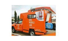 Trace2o - Water Monitoring Mobile Laboratories Range