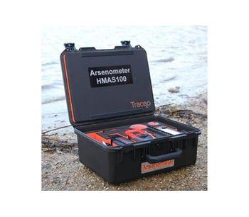 Trace2o Arsenometer - Model HMAS100 - Portable Kit