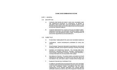 Gasblaster - Model LSX-100/200 - Odor Control System Brochure