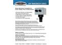 Air Ultrasonic Level Transducer