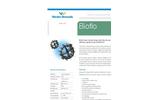 Warden Biomedia - Model Bioflo plus - Wheel Shaped Biological Filter Media for MBBR - Brochure