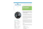 Warden Biomedia - Model Bioball - Biological Filter Media - Brochure