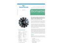Warden Biomedia - Model Biomarble - Biological Filter Media - Brochure