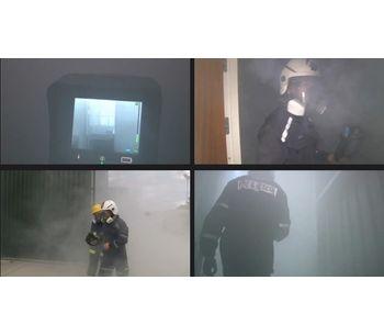 Smoke generator device for fire training, emergency evacuation & BA training - Health and Safety - Emergency Response