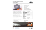 Concept Smoke Systems Air Trace MK2 - Specification Sheet